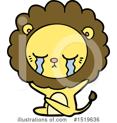 Lion Clipart #1519636 by lineartestpilot