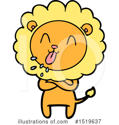 Lion Clipart #1519637 by lineartestpilot