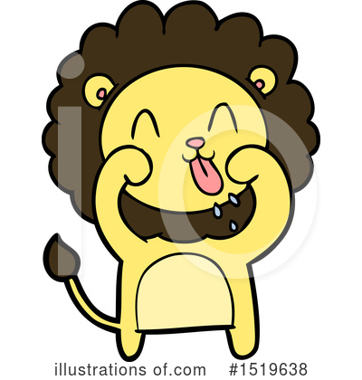 Lion Clipart #1519638 by lineartestpilot