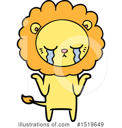 Lion Clipart #1519649 by lineartestpilot