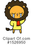 Lion Clipart #1526950 by lineartestpilot