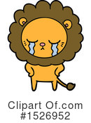 Lion Clipart #1526952 by lineartestpilot