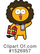 Lion Clipart #1526957 by lineartestpilot