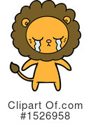 Lion Clipart #1526958 by lineartestpilot