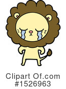Lion Clipart #1526963 by lineartestpilot
