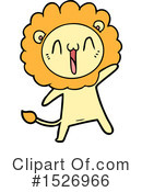 Lion Clipart #1526966 by lineartestpilot