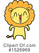 Lion Clipart #1526969 by lineartestpilot