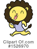 Lion Clipart #1526970 by lineartestpilot