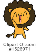 Lion Clipart #1526971 by lineartestpilot