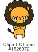 Lion Clipart #1526972 by lineartestpilot