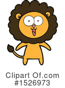 Lion Clipart #1526973 by lineartestpilot