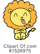Lion Clipart #1526975 by lineartestpilot