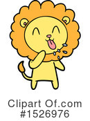 Lion Clipart #1526976 by lineartestpilot