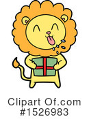 Lion Clipart #1526983 by lineartestpilot
