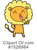 Lion Clipart #1526984 by lineartestpilot