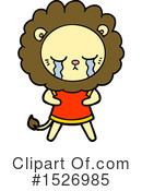Lion Clipart #1526985 by lineartestpilot