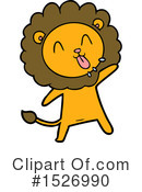 Lion Clipart #1526990 by lineartestpilot