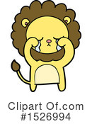 Lion Clipart #1526994 by lineartestpilot