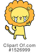 Lion Clipart #1526999 by lineartestpilot