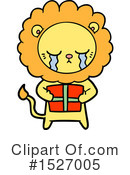 Lion Clipart #1527005 by lineartestpilot