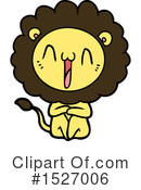 Lion Clipart #1527006 by lineartestpilot