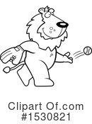 Lion Clipart #1530821 by Cory Thoman