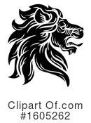 Lion Clipart #1605262 by AtStockIllustration