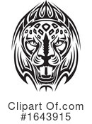 Lion Clipart #1643915 by Morphart Creations