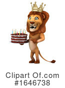 Lion Clipart #1646738 by Julos