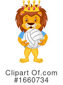 Lion Clipart #1660734 by Morphart Creations