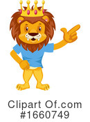Lion Clipart #1660749 by Morphart Creations