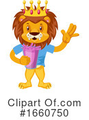 Lion Clipart #1660750 by Morphart Creations