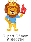 Lion Clipart #1660754 by Morphart Creations
