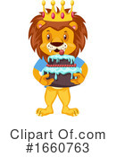 Lion Clipart #1660763 by Morphart Creations
