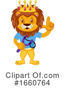 Lion Clipart #1660764 by Morphart Creations