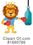 Lion Clipart #1660766 by Morphart Creations