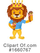 Lion Clipart #1660767 by Morphart Creations