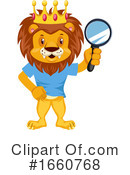 Lion Clipart #1660768 by Morphart Creations