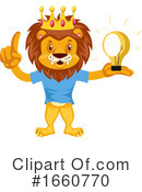 Lion Clipart #1660770 by Morphart Creations