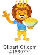 Lion Clipart #1660771 by Morphart Creations