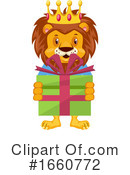 Lion Clipart #1660772 by Morphart Creations