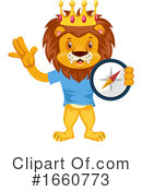 Lion Clipart #1660773 by Morphart Creations