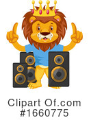 Lion Clipart #1660775 by Morphart Creations