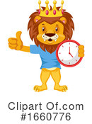 Lion Clipart #1660776 by Morphart Creations