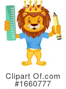 Lion Clipart #1660777 by Morphart Creations