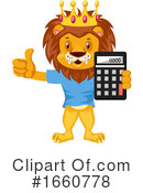 Lion Clipart #1660778 by Morphart Creations
