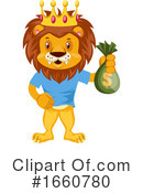 Lion Clipart #1660780 by Morphart Creations