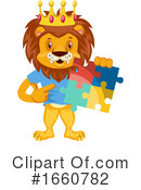 Lion Clipart #1660782 by Morphart Creations