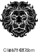 Lion Clipart #1714879 by AtStockIllustration