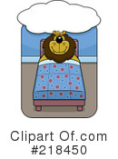 Lion Clipart #218450 by Cory Thoman